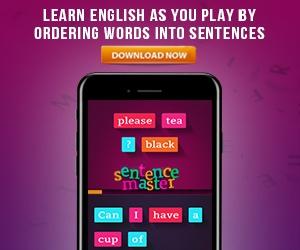Sentence Master