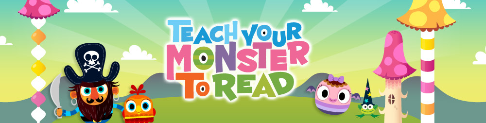 Teach your monsters to read