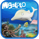 Migalolo ocean ebook - 1st, 2nd and 3rd grade reading for kids