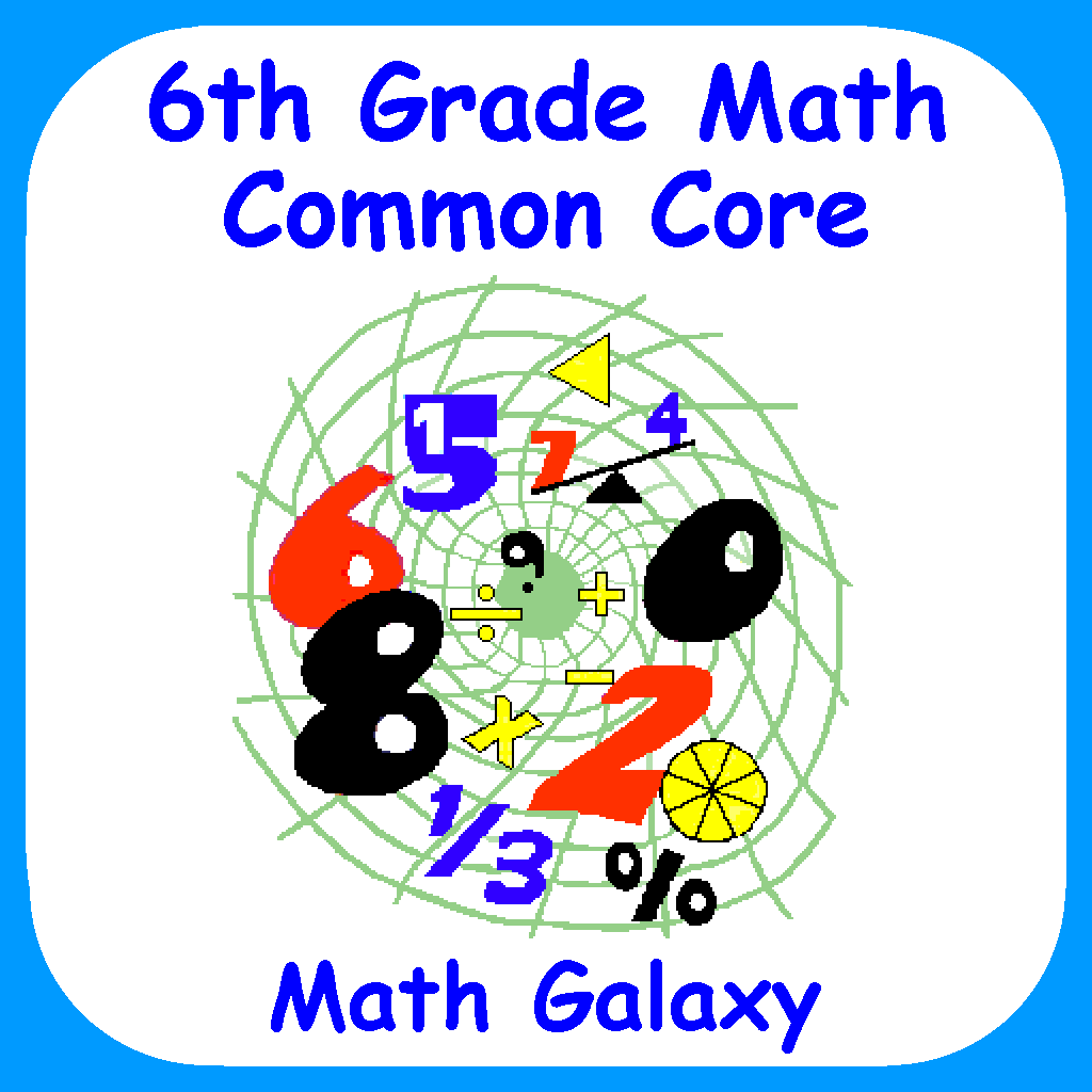 6th Grade Math Common Core