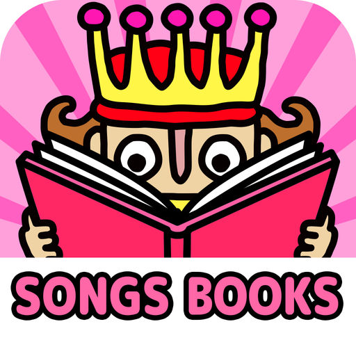 MOVING BOOKS! Jajajajan : Kids'n Songs & Books