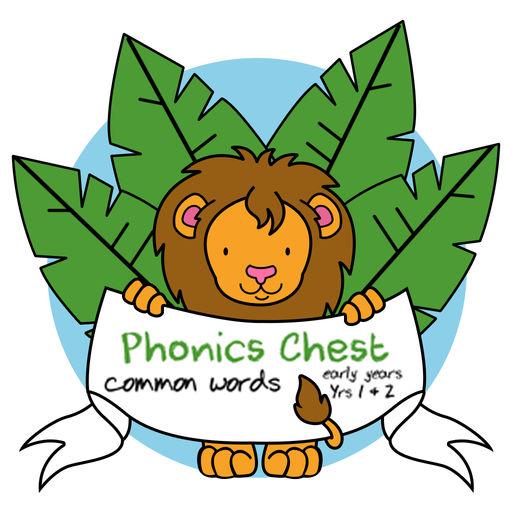 Phonics Chest