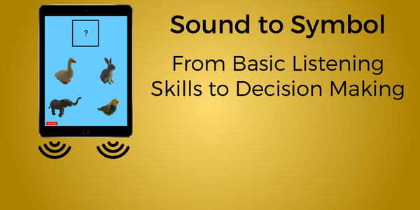 Sound to Symbol: Animals Level 1