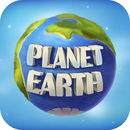 Planet Earth HD. Interactive Book for Kids. Geography, Animals and Science.