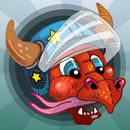 Dragon ABC – 26 little dragons will help you to become a real ABC-Expert!