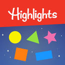 Highlights™ Shapes - Learning Puzzles for My Preschooler