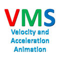 VMS - Velocity and Acceleration Animation
