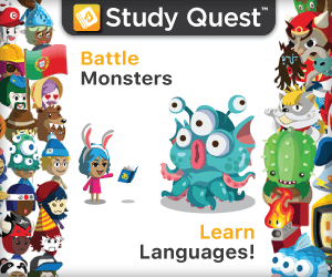 Study Quest - Language Learning Levelled Up