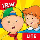 Caillou: Show and Tell - Lite - by i Read With