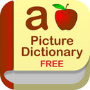 Kids Picture Dictionary : Learn English A-Z words