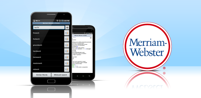 Merriam-Webster s Pocket Dictionary