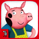 The Three Little Pigs-Nosy Crow animated storybook
