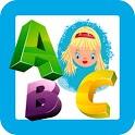 Kids ABC Alphabet Flash Cards