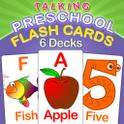Talking Preschool Flash Cards