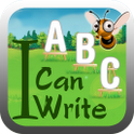 I Can Write ABC kids alphabets