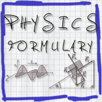 Physics Formulary
