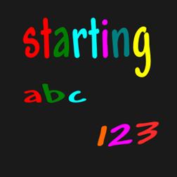 Starting abc&123