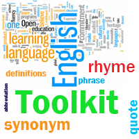 English Toolkit