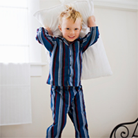 Child's Bedwetting