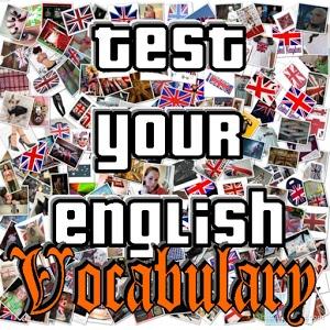 Test Your English Vocabulary