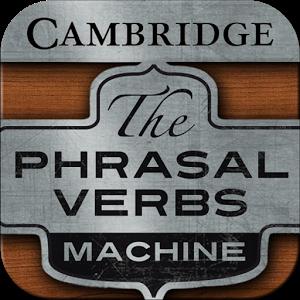The Phrasal Verbs Machine
