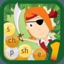 Pirate Phonics 1 : Kids learn to read!