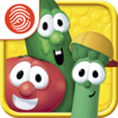 Watch and Find - VeggieTales Games and Video Clips - A Fingerprint Network App