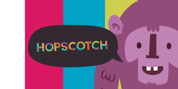 Hopscotch: Coding for kids, a visual programming language