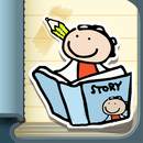 Kid in Story Book Maker Review | Educational App Store