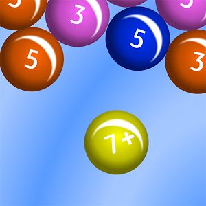 Bubble Pop Number Bonds