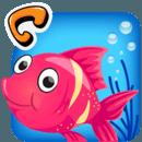 Kids English Grammar Fish Game