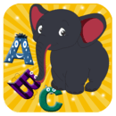 Tap and learn ABC, Preschool kids game to learn alphabets, phonics with animation and sound