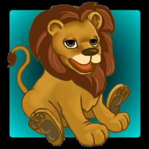 Preschool Lion