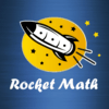 Rocket Math - Basic Math Facts Fun Learning Game for elementary kids grades kindergarten to 5th