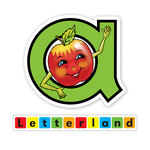 Letterland Stories: Annie Apple