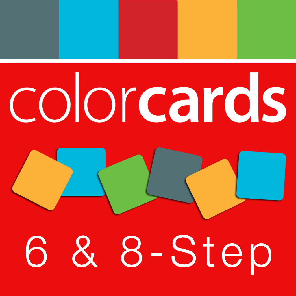 Sequences: 6 & 8-Step - ColorCards Review | Educational App Store