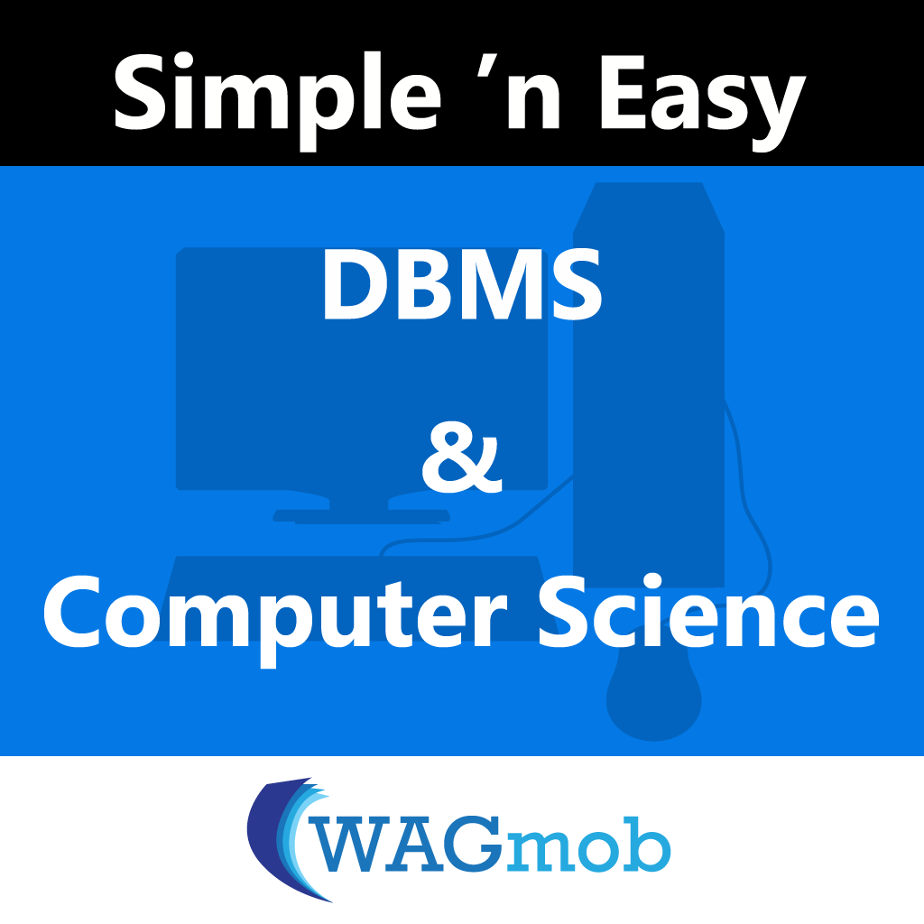 DBMS & Computer Science by WAGmob