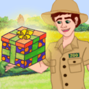 ZooPAL-A Gift: Learning Games for Preschool Kids by SmartyPAL. Reading, Math & Cognitive Skills through Personalized Stories & Puzzles