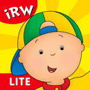 Caillou: What's That Funny Noise? - Lite - i Read With educational reading program for preschool kids