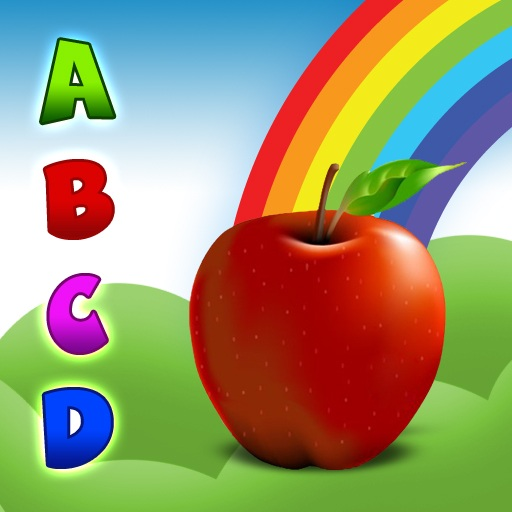 ABCD Teacher for Children (Talking Flascards)