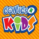 Comics + Kids