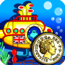 Amazing Coin(GBP£): Money learning & counting game for kids