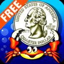 Amazing Coin(USD) FREE: Money learning & counting game for kids